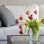 Beneficios de colocar flores en casa y el trabajo